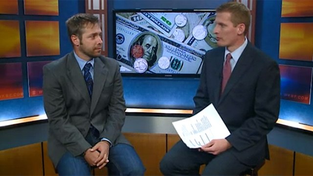 Local Economist talks about the growing income inequality