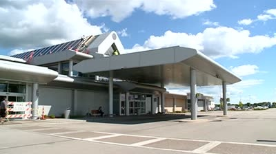 La Crosse Regional Airport opens newly renovated security check point