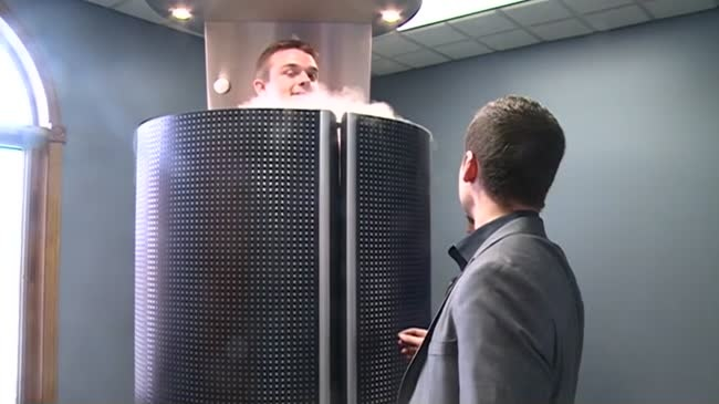 Appetite for cold? Say goodbye to the ice bath