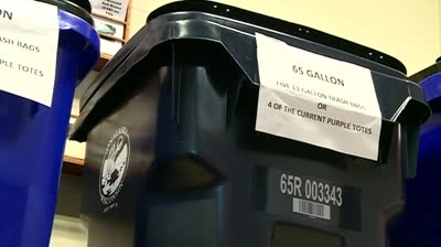Deadline approaches to change cart size in Onalaska