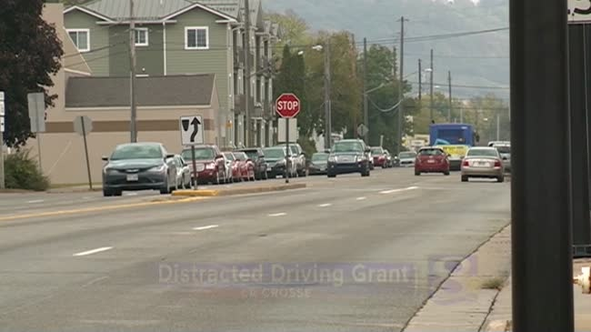 La Crosse Police keeping extra eye out for distracted drivers