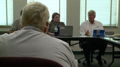 Local task forces discusses needle exchange program