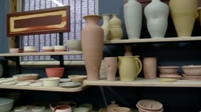 News 8 Eye Piece: Throwing Clay