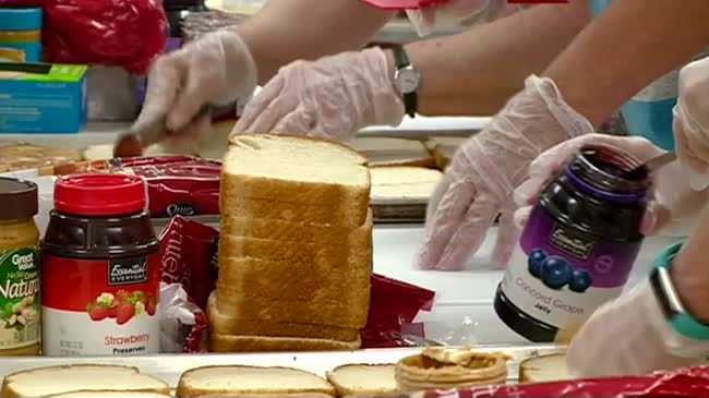 Salvation Army helps feed low-income children during summer vacation