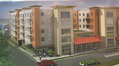 Ground broken on Aguilera development