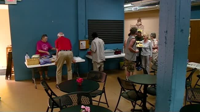 Hospitality House celebrates one year of serving the homeless
