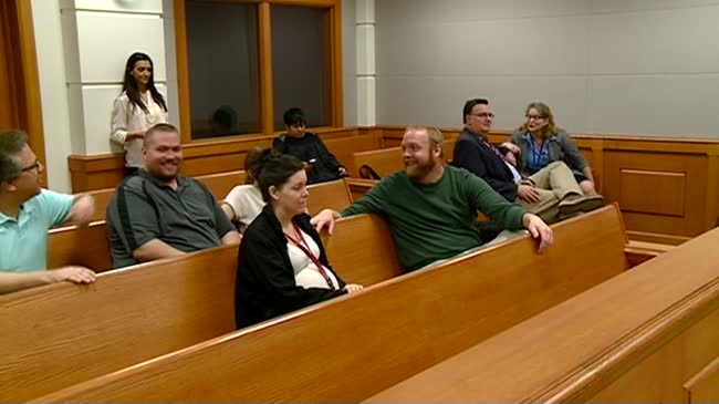 County officials make 'National Reentry Week' proclamation