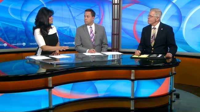 LIVE INTERVIEW: Joe Heim talks presidential race on News 8 at 10