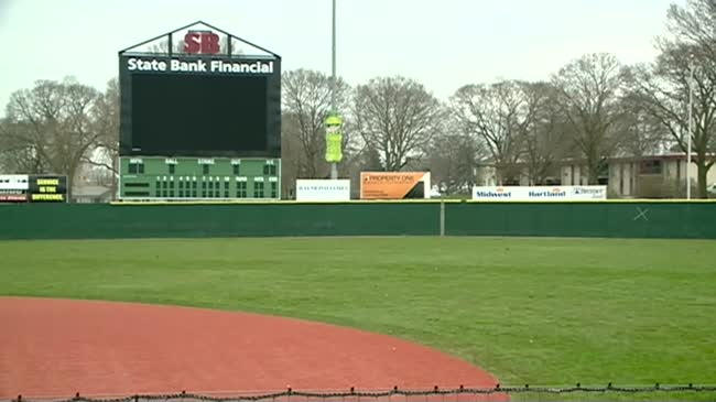 Copeland Park expects busy baseball season