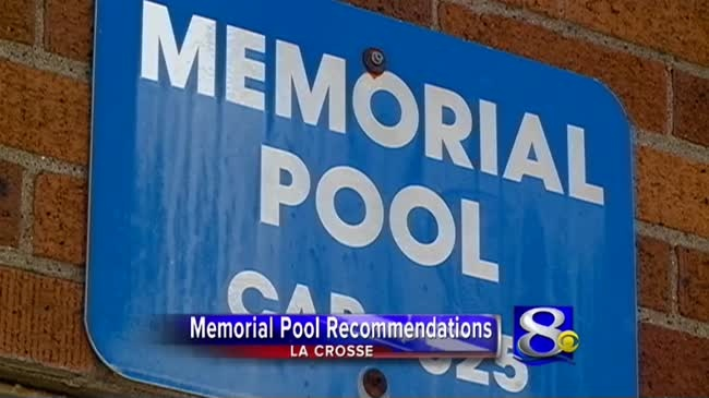 Engineering firm gives recommendation about La Crosse's Memorial Pool