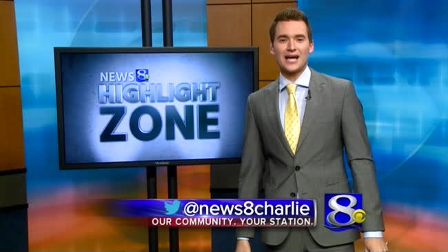 News 8 Highlight Zone – November 5, 2016