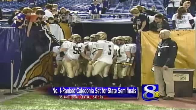 No. 1-ranked Caledonia Set for State Semifinals