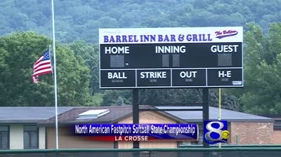 Softball tournament brings in the best players in the state