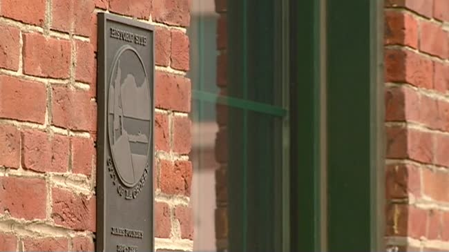 Historic tour gives residents a glimpse back in time