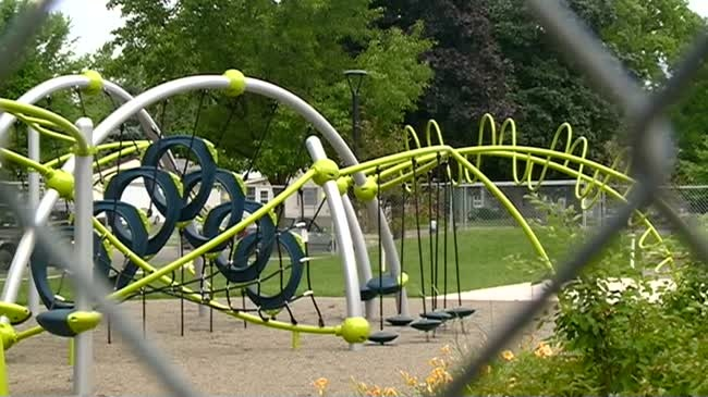 Poage Park to hold soft opening Friday