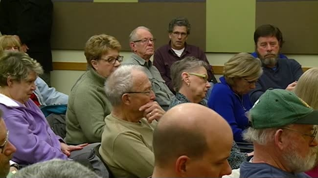Rep. Ron Kind hosts listening session
