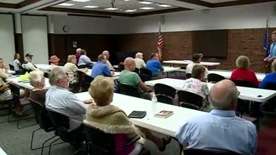 U.S. Rep. Kind hosts listening session