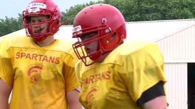 'Two-a-days': The 2015 Sparta Spartans