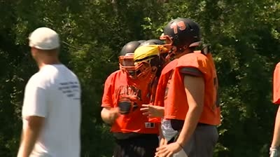 'Two-a-days': The Winona Senior Winhawks