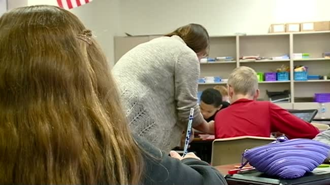 District explores possible  year-round school option at Lincoln Middle School