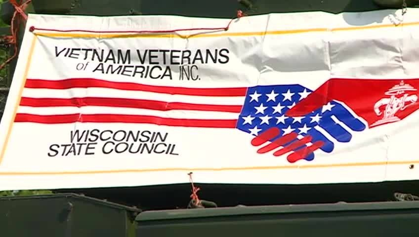 Lao Veterans honored at Copeland Park