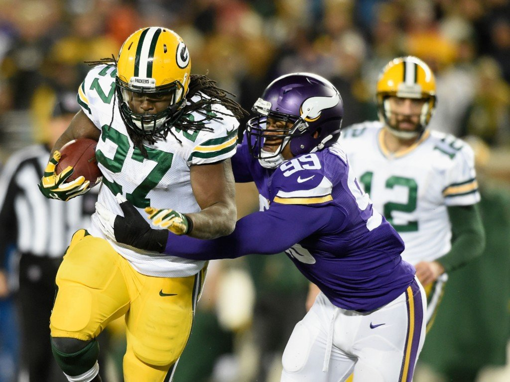 Vikings-Packers game moved to prime time