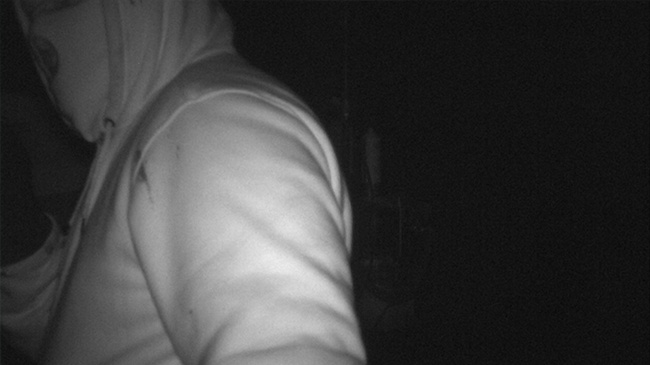 Police looking for man involved in string of burglaries