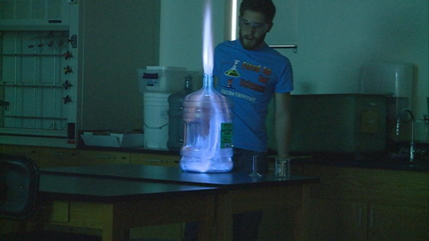 Area kids get 'Fired Up for Science'