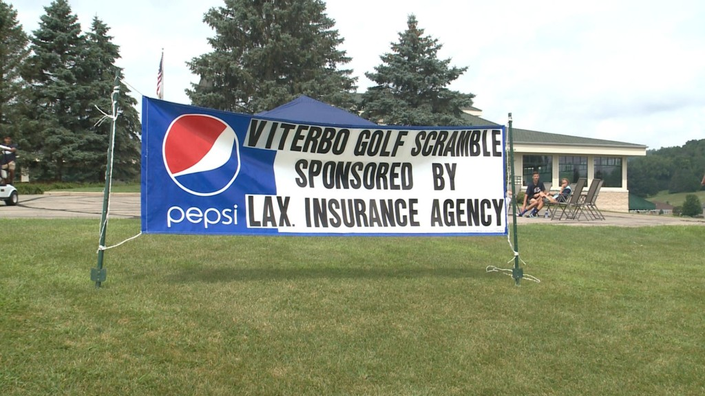 Golf Scramble raises funds for Viterbo Athletics