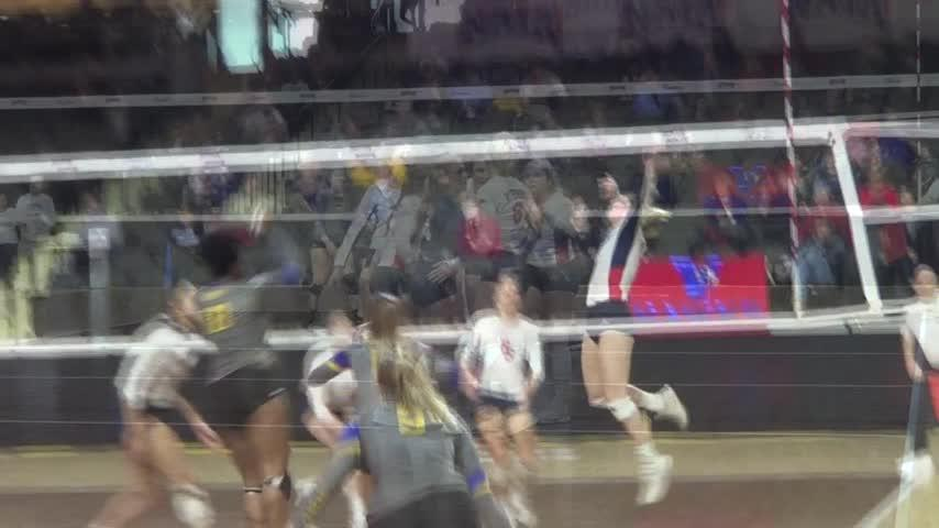 Viterbo volleyball beats Embry-Riddle in 4 sets
