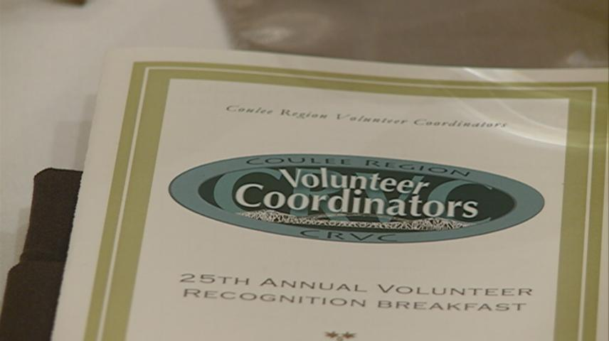 Volunteers honored for their efforts in La Crosse
