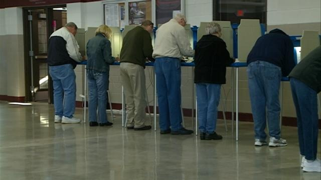 Tuesday saw record-setting voter participation