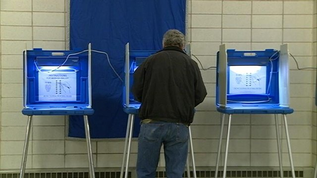 High absentee ballot numbers likely indicate high voter turnout