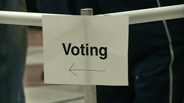 Wisconsin board predicts voter turnout of 20 percent Tuesday