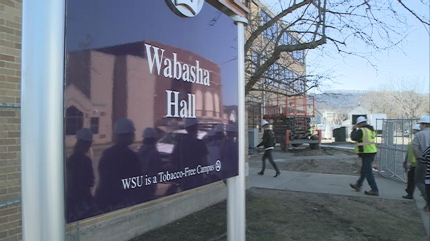 Winona State University's 'Education Village' project moves forward