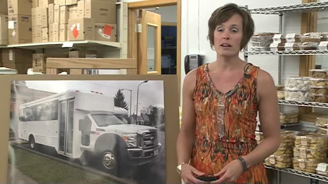 WAFER one step closer to mobile food pantry, looking for donations