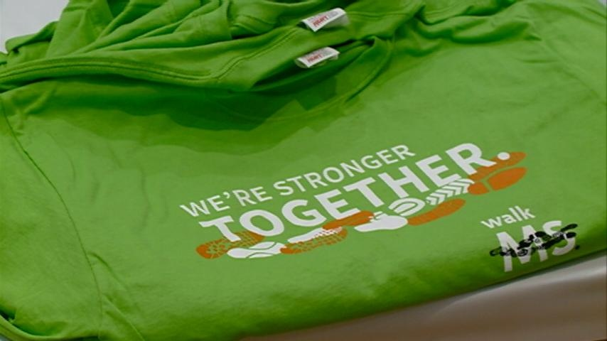 'Walk MS' raises money for Multiple sclerosis research