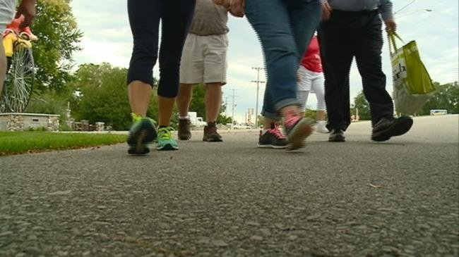 Wisconsin First Lady spends day in Sparta for 'Walk with Walker'