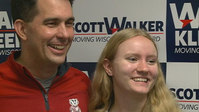 Walker says he's not speaking out of 'decency'
