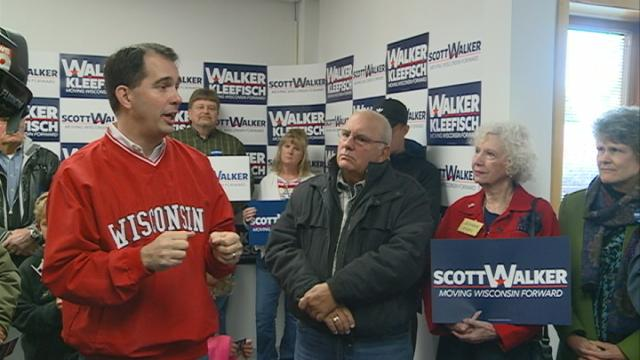Wisconsin Governor visits La Crosse on statewide tour