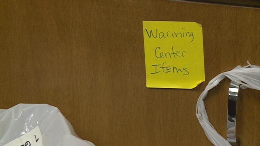 """""""Warm Feet, Warm Hearts"""" collects cold weather clothing items for La Crosse Warming Center"""