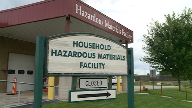 La Crosse County's hazardous-materials program fees may rise
