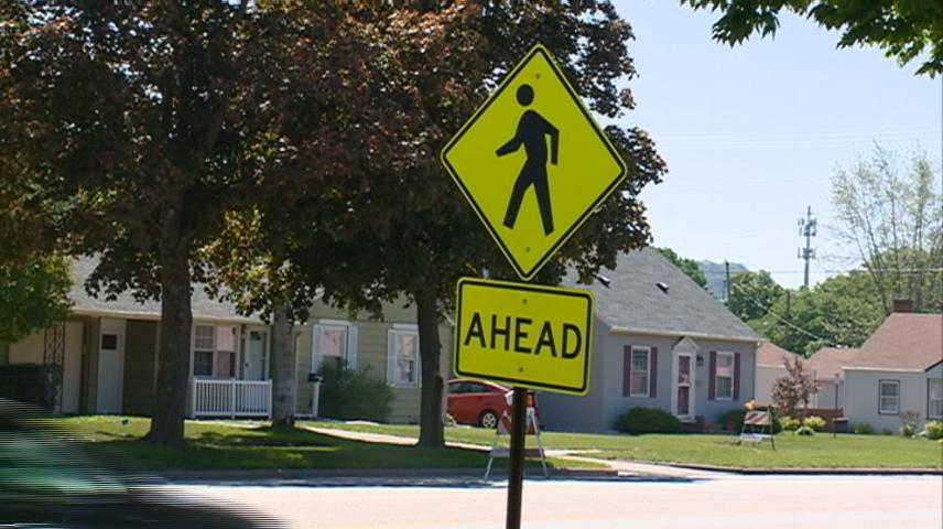 Pedestrian safety reminders as student begin summer break