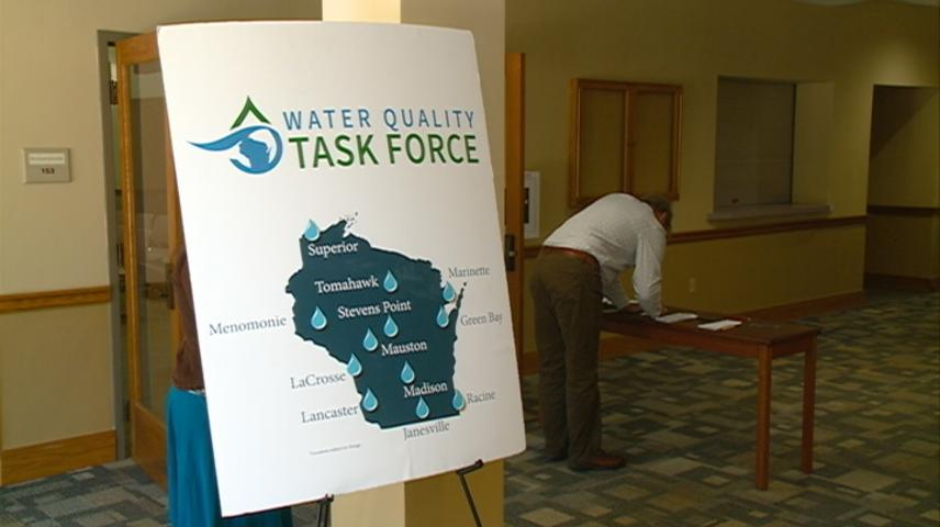 Water Quality Task Force hold input meeting in La Crosse