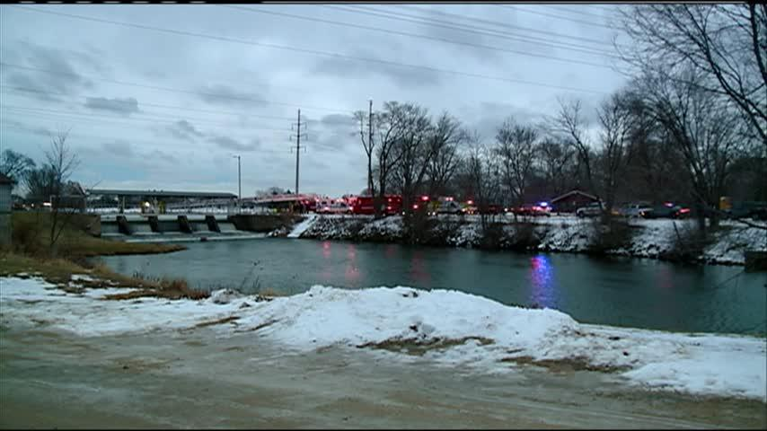 One child dead after falling through ice in Sparta