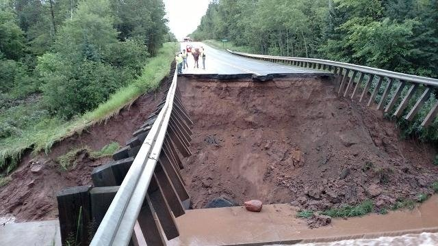 NWS warns of flash flooding in Wisconsin