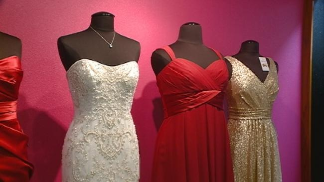 Bridal store holds 5th annual Operation Wedding Gown for military brides-to-be