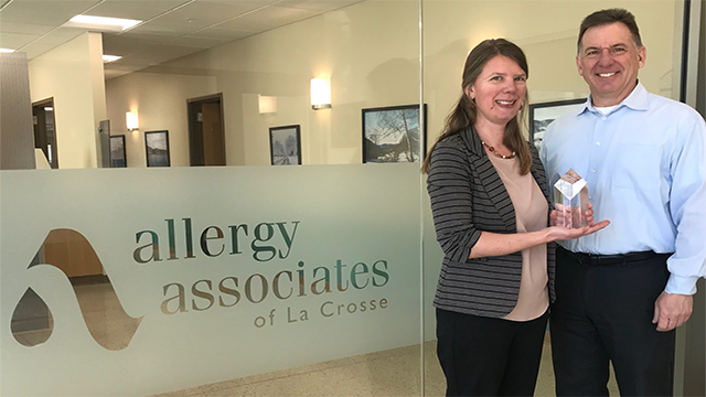 Allergy Associates named one of America's Healthiest Companies