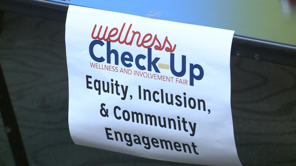 Wellness Fair helps students learn about resources at Western Technical College