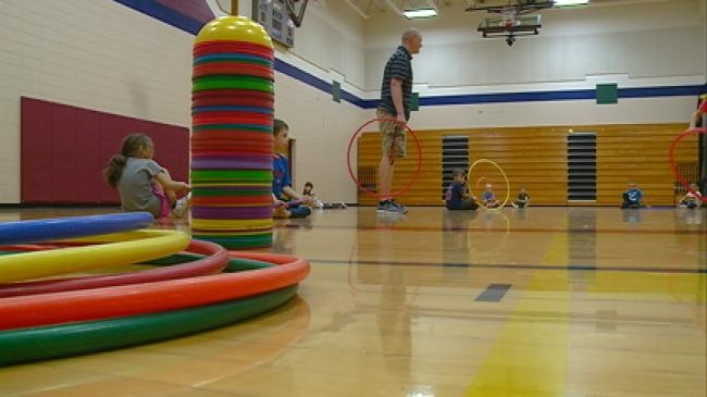 West Salem Elementary honored as Active School National Award winner